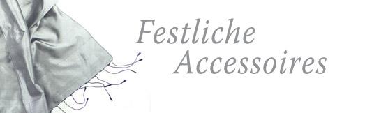 Festliche Schals & Accessoires