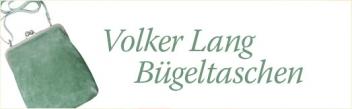 Volker Lang Bügeltaschen