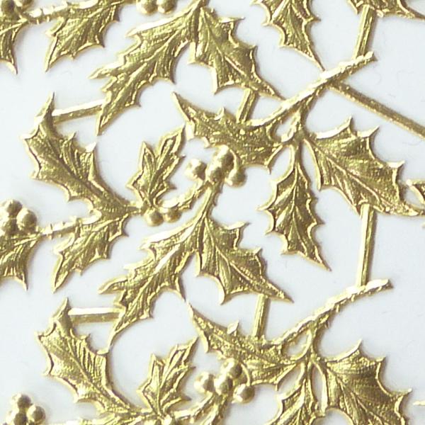 Stechpalme/Ilex-Goldbogen von Ernst Freihoff