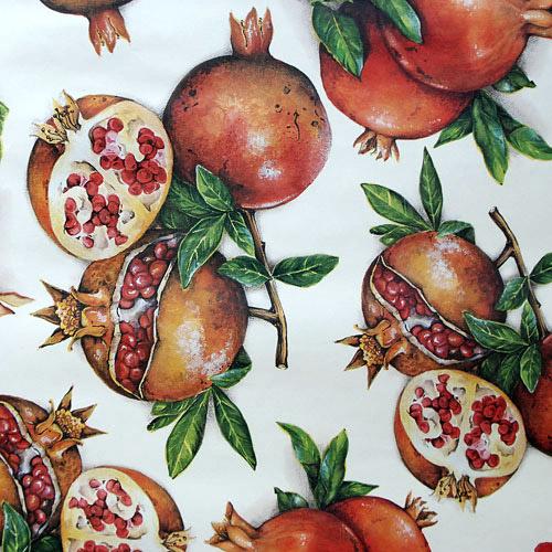 Granatapfel Papier von Grafiche Tassotti