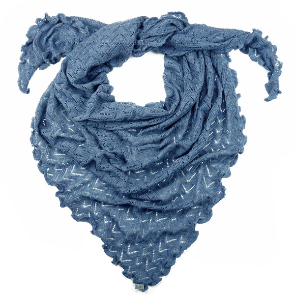 Invero Dreiecktuch Susi jeans