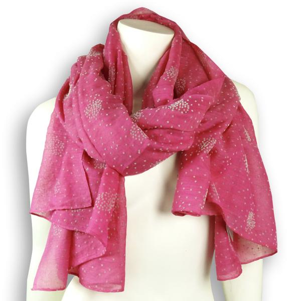 Ahmaddy Wolle-Baumwolle in pink