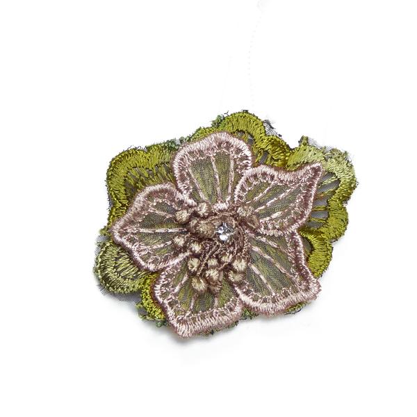 Spitzenblüte von Lieblingsstükke by Martina Wodke