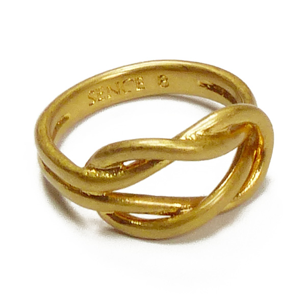 Sence Copenhagen Ring Flechtwerk