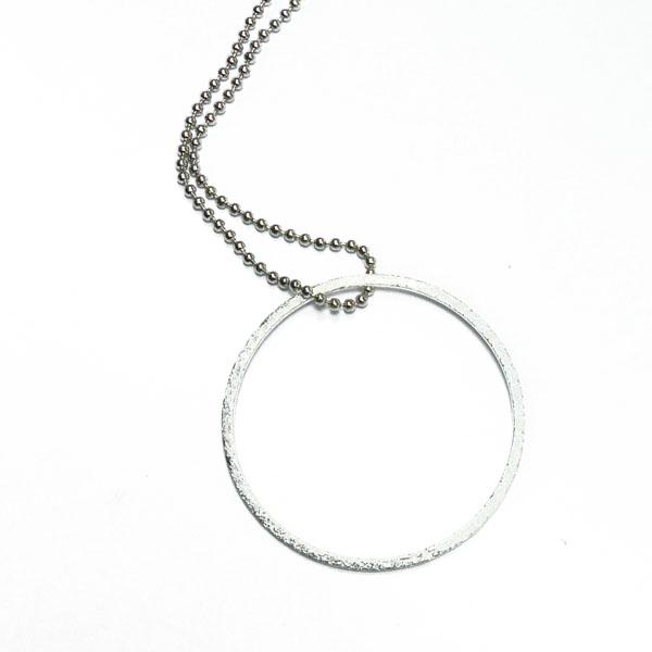 Lieblingsstükke Kette Ringpalast silber