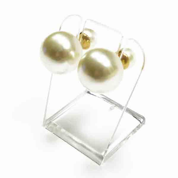 Perlen-Ohrstecker