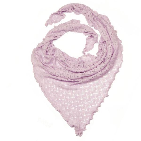 Invero Woll-Dreiecktuch Susi perle