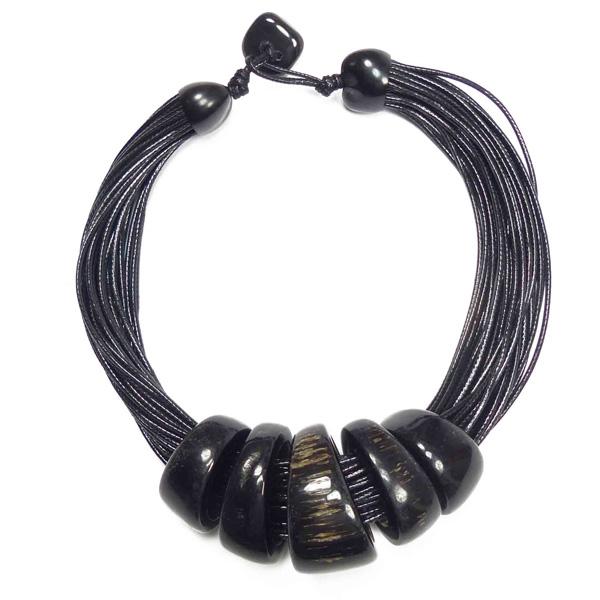 Hornkette Stephisimo Nomadic schwarz