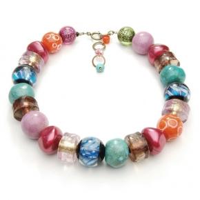 Langani Halskette - sommerbunt und frisch - Art. 10744 31 100