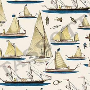Segel-Schiffe Papier von Grafiche Tassotti