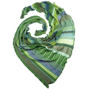 Invero Dreiecktuch Merinowolle Kyra grün