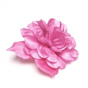Ansteckblüte pink von Heinz Müller