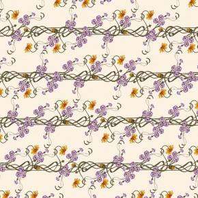 Clematis Liberty Papier Grafiche Tassotti