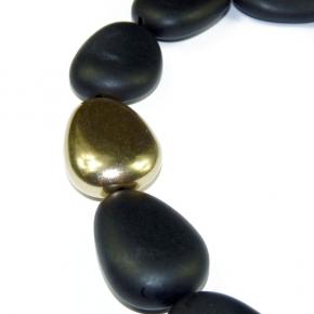 Langani  Collier gold - klassisch und edel, Art. 899911032