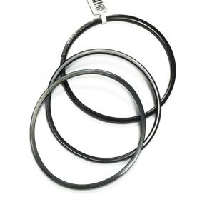Armreifen aus Horn schwarz glänzend von Stephisimo