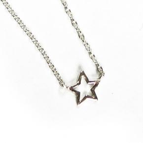Stephisimo feine Silberkette mit Stern