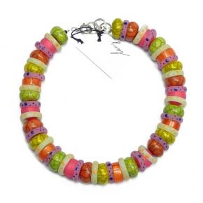 Langani Halskette Mira fein und bunt  Art. 1105531111