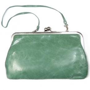Volker Lang Clutch Marlene BT8 vintage jade
