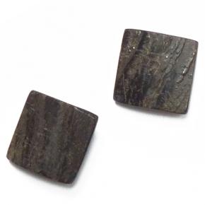 Horn-Clips quadratisch von Stephisimo