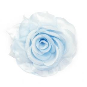 Seidenrose bleu von Heinz Müller