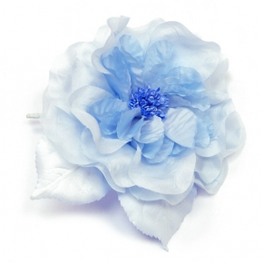 Heinz Müller Ansteckblüte in bleu