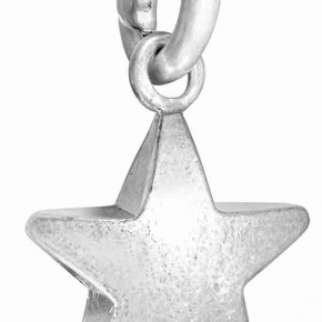 Sence Copenhagen Charm Stern für Silberkette