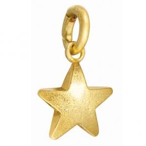 Sence Copenhagen Charm Stern für Goldkette