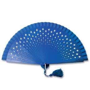 Véra Pilo Fächer Estrella bleu