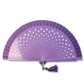 Véra Pilo Fächer Estrella violet