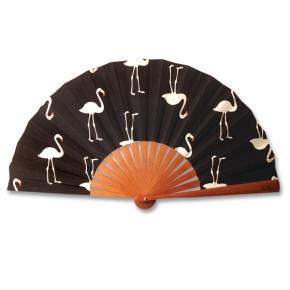 Véra Pilo Fächer Flamingo