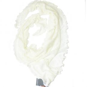 Invero Woll-Dreiecktuch Susi weiß