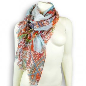 Nila Pila Tuch Solange - groß und mit edlen Farben