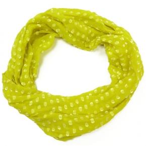 Seidenloop gelb von Rother Textildesign