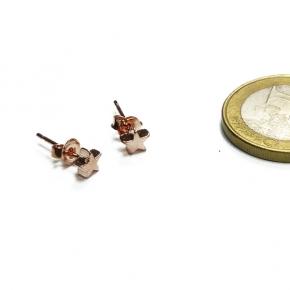 Stephisimo Sterne Ohrstecker roségold und mini