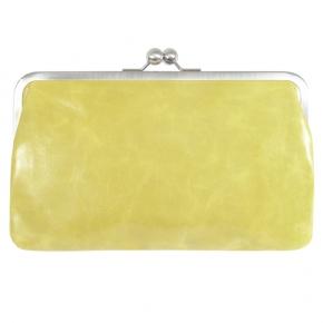 Volker Lang Clutch Marlene BT8 vintage lemon